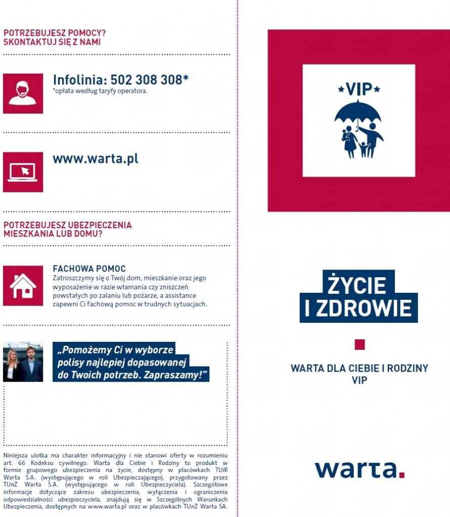VIP Warta No Problem